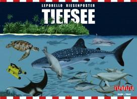 Das Leporello-Riesenposter: Tiefsee