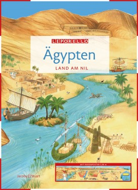 Das Leporello-Buch: Ägypten