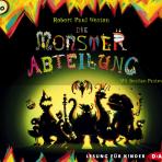 Cover Hörbuch Die Monsterabteilung