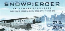 Snowpiercer in Kiel