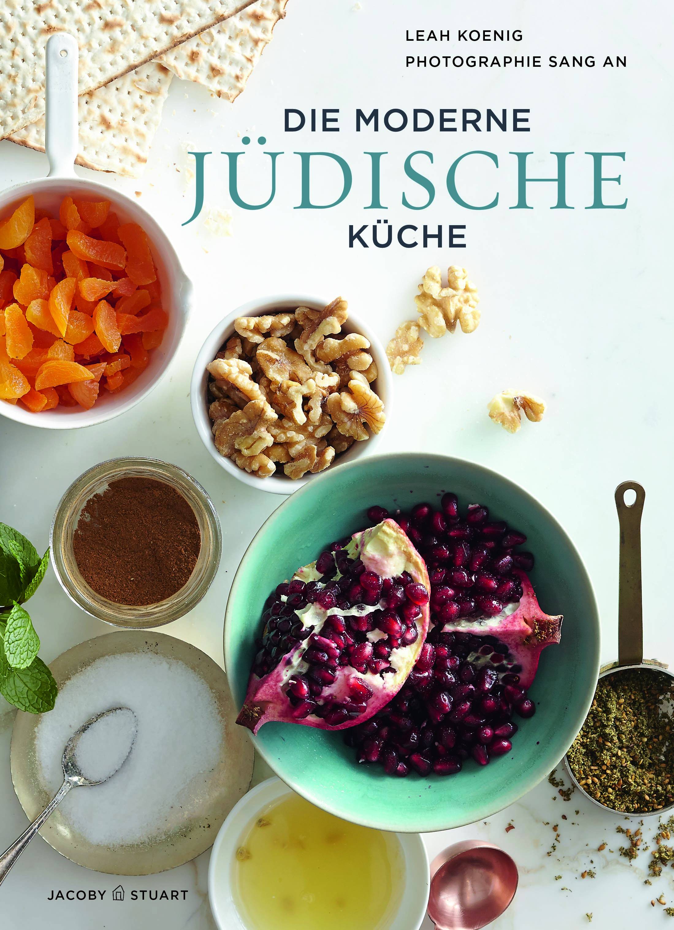 Die moderne jüdische küche verlagshaus jacoby stuart