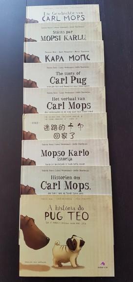 Carl Mops – Band 1: alle Ausgaben auf einen Blick © Jacoby & Stuart
