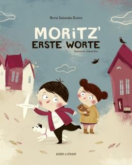 Moritz erste Worte_Cover.indd
