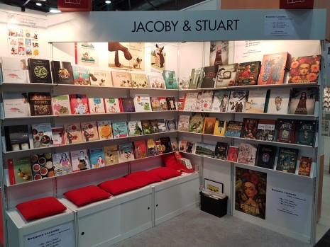 Jacoby & Stuart auf der Leipziger Buchmesse 2018