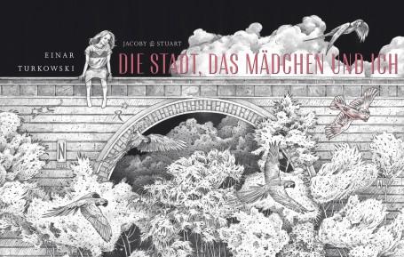 Cover_Die Stadt das Maedchen und ich_final.indd