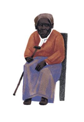 aus: »Freiheit! Harriet Tubman, eine amerikanische Heldin«